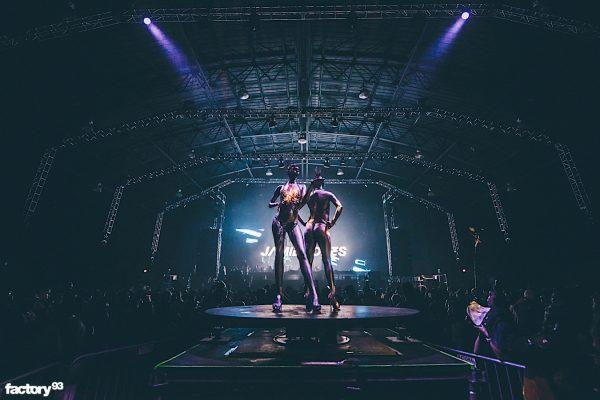 Escape Psycho Circus 2016 <br /> October 28 & 29, 2016