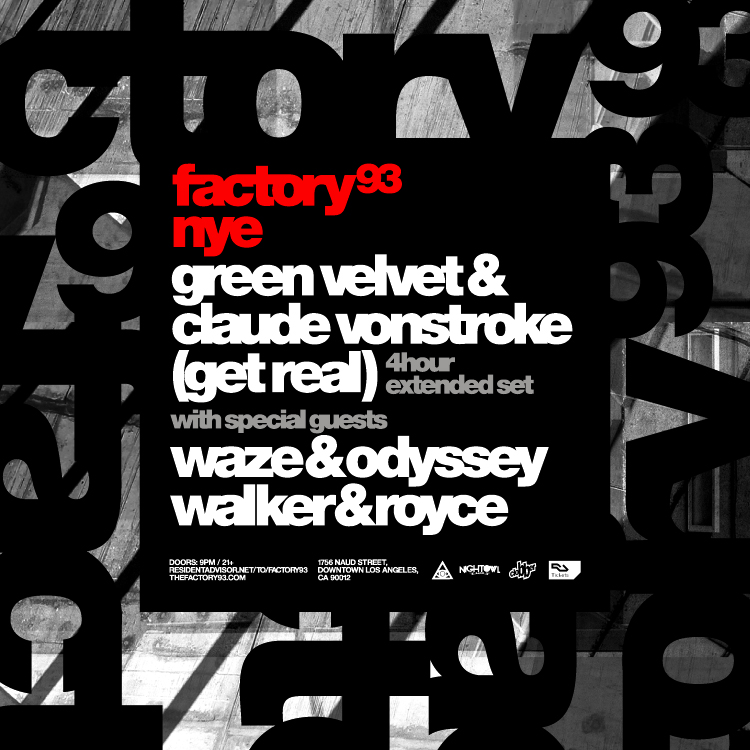 Get Real (Green Velvet & Claude VonStroke)