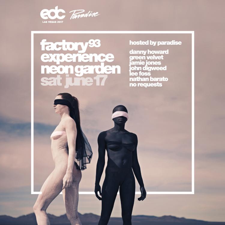 EDC Las Vegas 2017 <br />(Night 2)