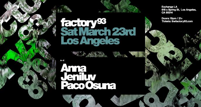 ANNA & Paco Osuna