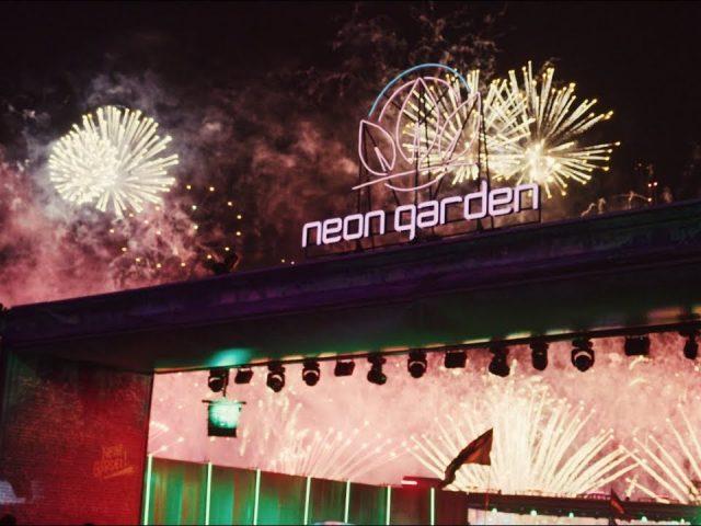 Factory 93 neonGARDEN EDC Las Vegas 2019 Day 3 Recap