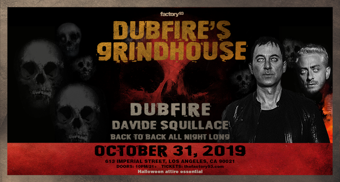 Dubfire's Grindhouse with Davide Squillace