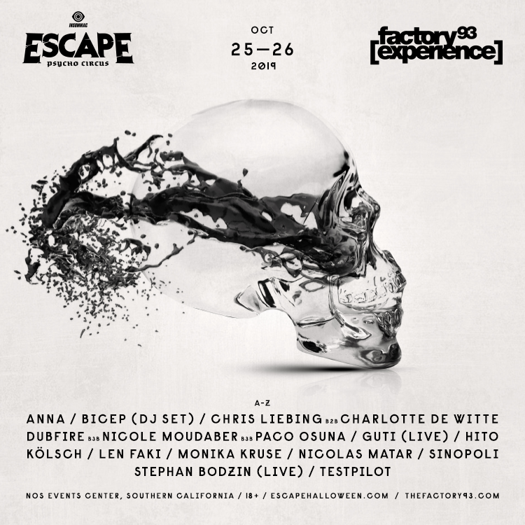 Escape Psycho Circus 2019