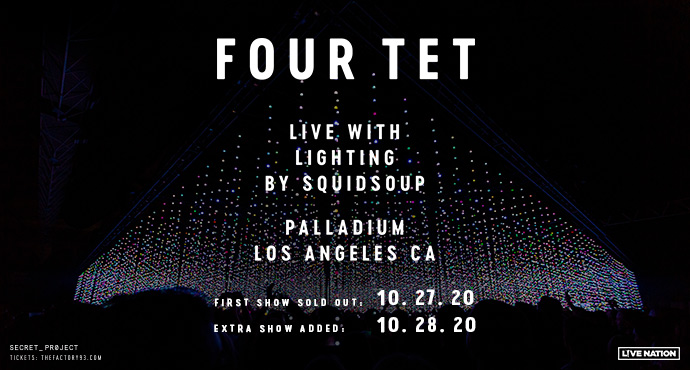 Four Tet – Night 2