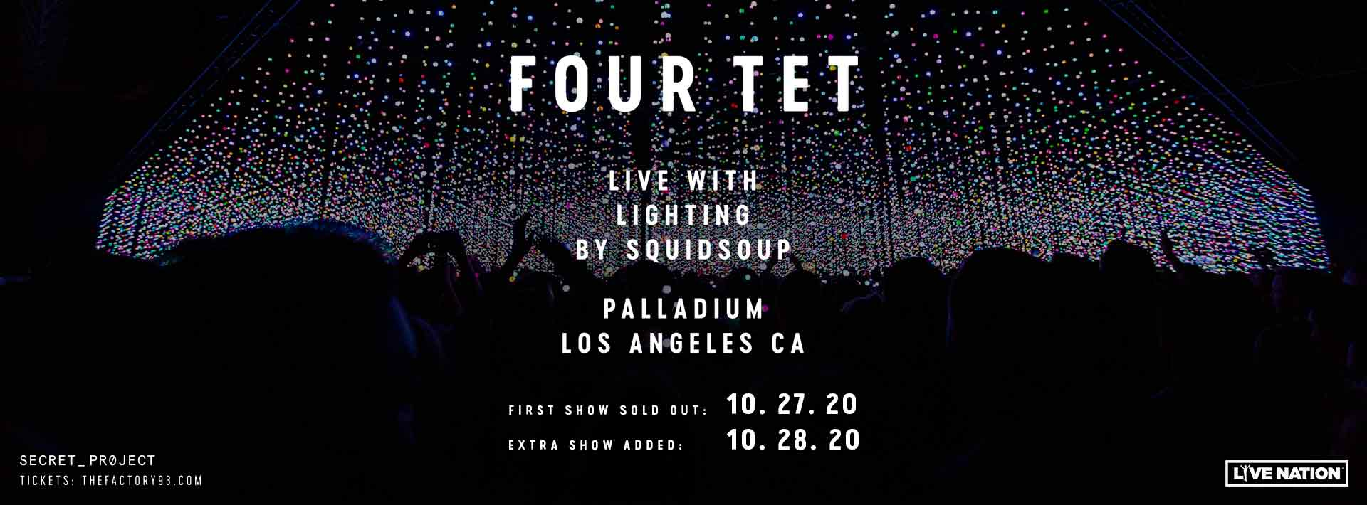 Four Tet – Night 2