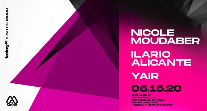 Nicole Moudaber & Ilario Alicante
