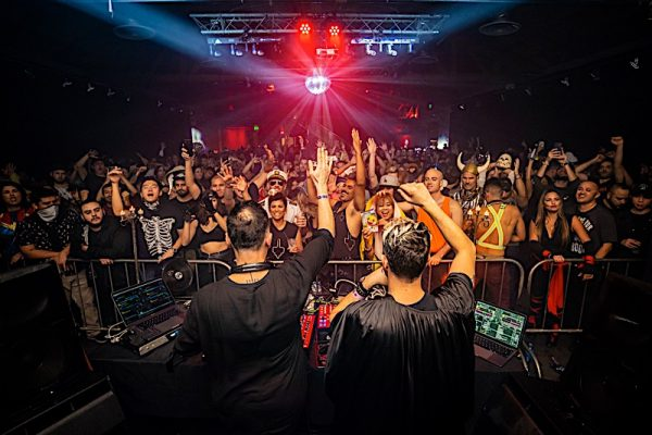 Dubfires Grindhouse with Davide Squillace <br /> October 31, 2019