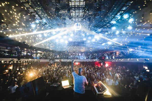 Stephan Bodzin (live), HOSH, DAVI <br /> October 25, 2019