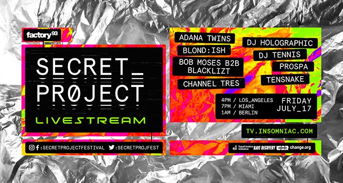 Secret Project