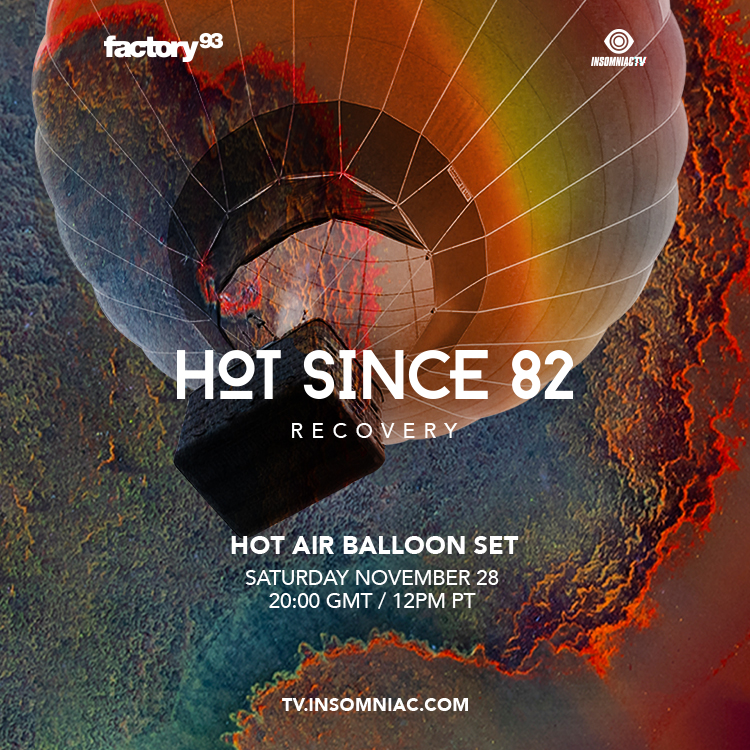 Hot Since 82: Hot Air Balloon Set