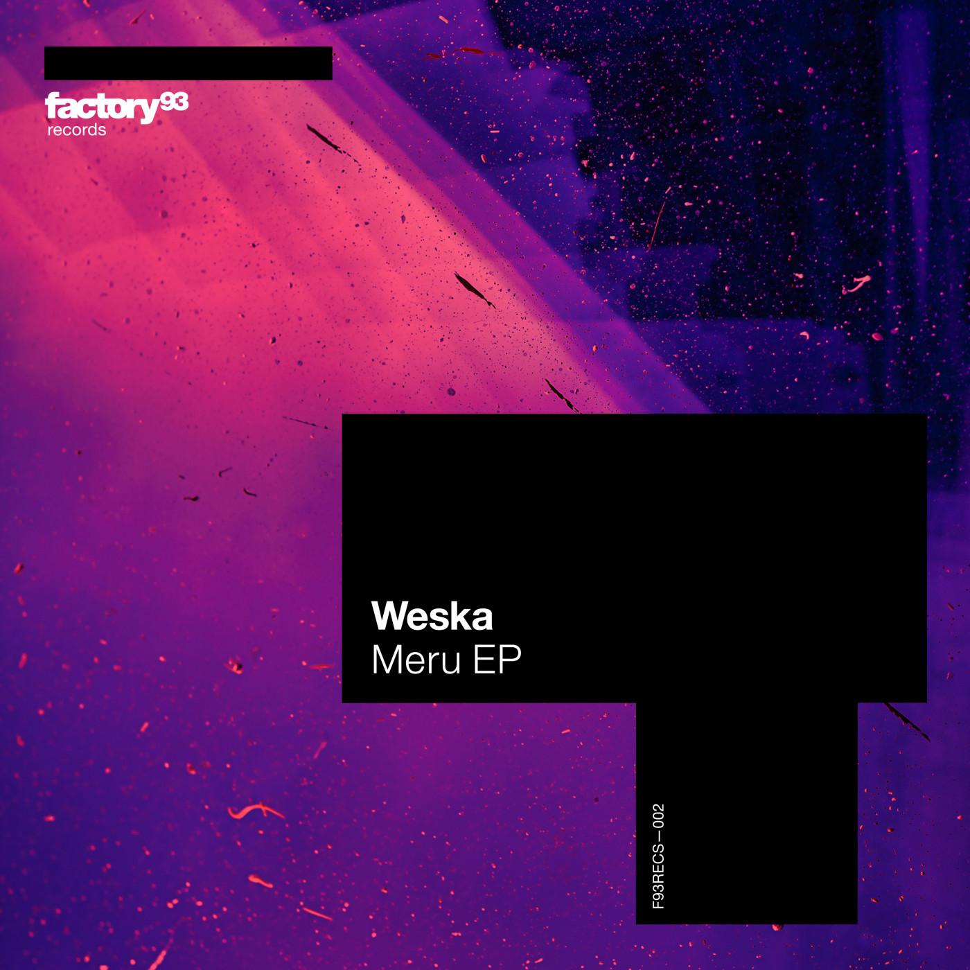 Weska – Meru EP