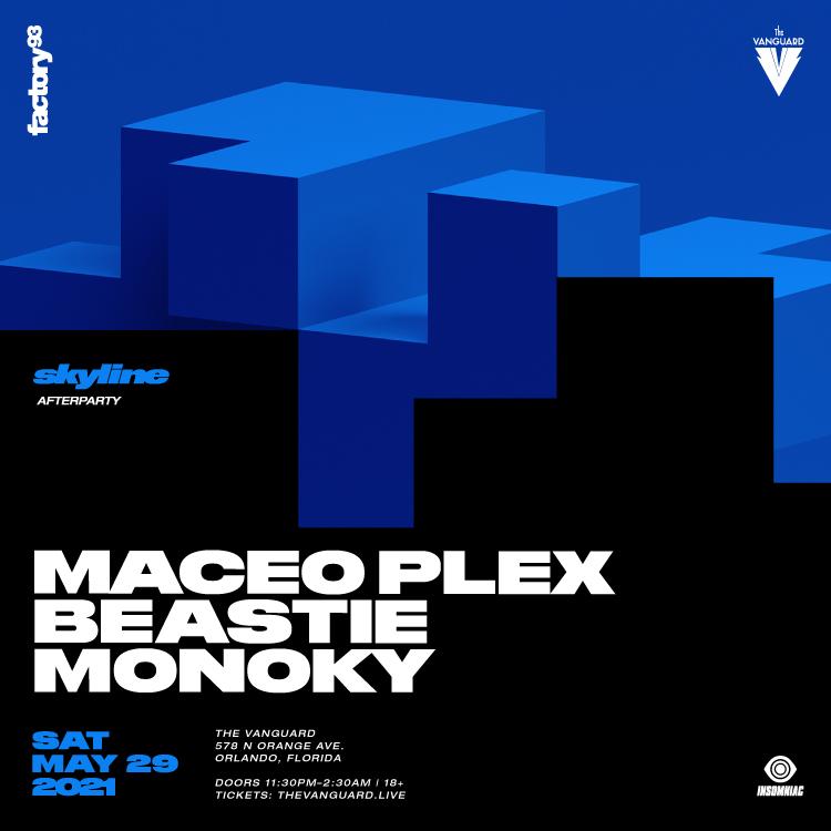 Maceo Plex, Beastie, Monoky