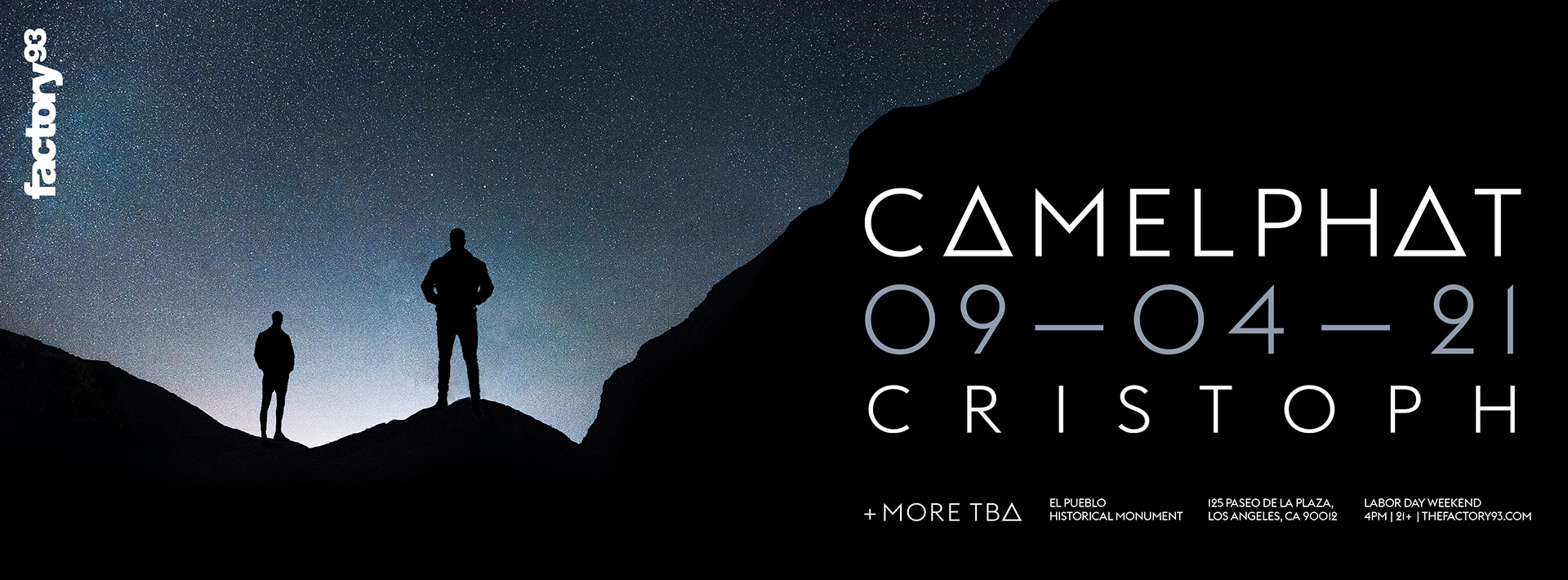 CamelPhat with Cristoph